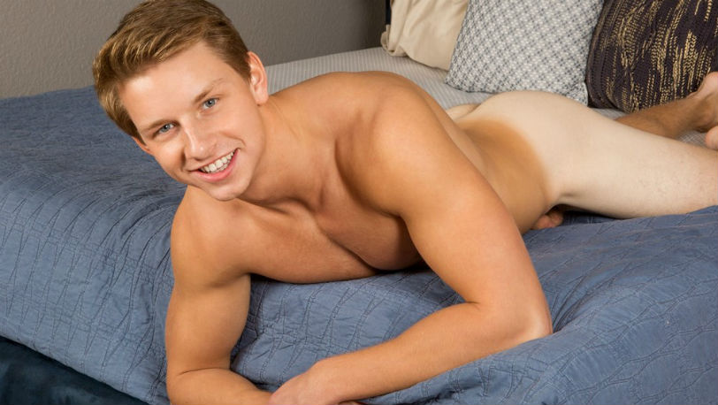 Truman likes to have sex in public and is very proud of it at Sean Cody