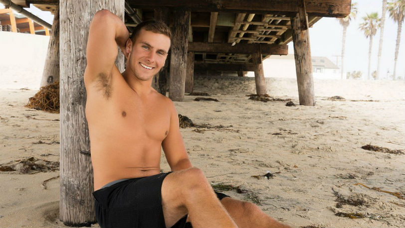 Hot jock Smith is that hot all-American jock that everybody likes at Sean Cody