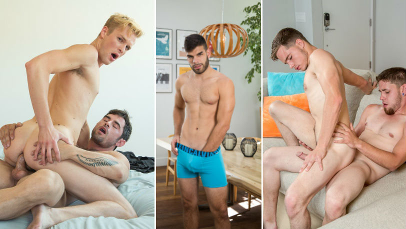 This week's Next Door Studios updates starring : Zey Hardy, Dakota Young, Lucas Vick and more