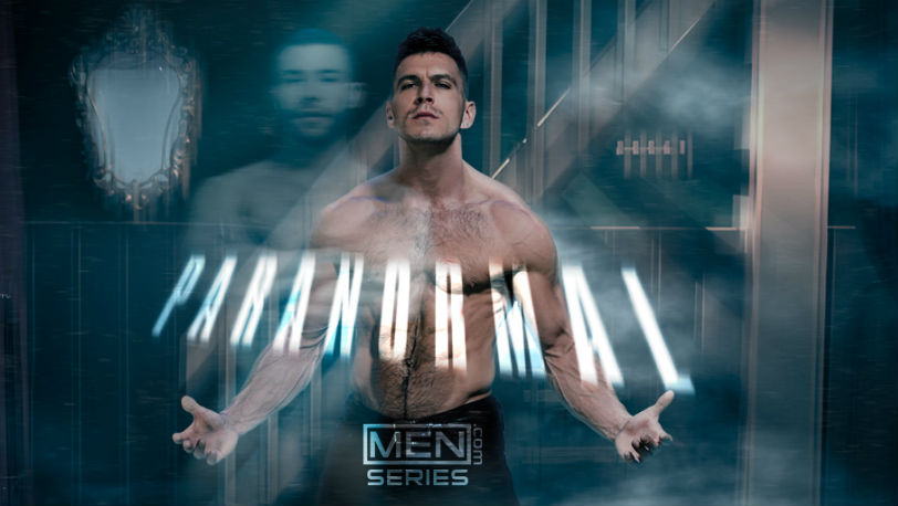 "Paddy O'Brian, Nicolas Brooks, Theo Ford, Gabriel Cross and Diego Reyes in ""Paranormal"" from MEN"