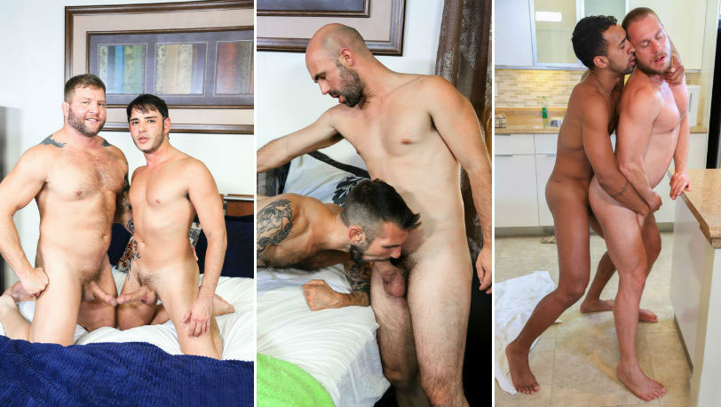 This week's Pride Studios updates starring : Rego Bello, Jay Alexander, Lex Ryan and more