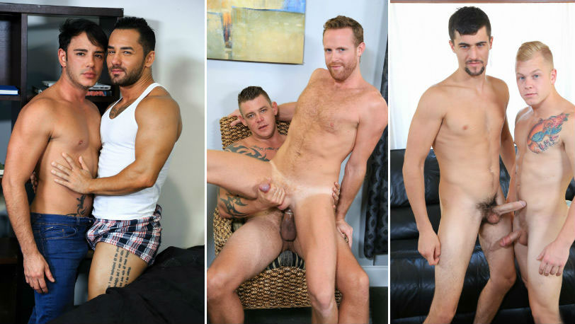 This week's Pride Studios updates starring : Timothy Rivers, Jace Chambers, Rego Bello and more