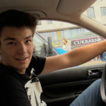 This cute guy was just a student making extra money by driving a taxi - Czech Hunter #327