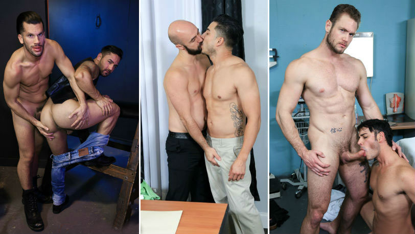 This week's Pride Studios updates starring : Hunter Vance, Bruno Bernal, Ace Era and more!