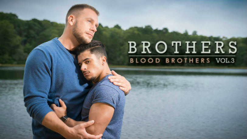 Brothers volume 3 – Blood Brothers : The new movie from Icon Male