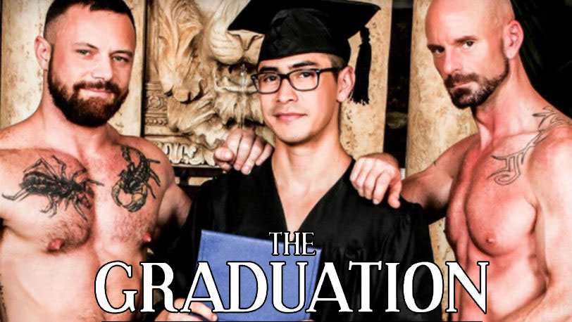 Lets have a looksee at Icon Male's new feature film : The Graduation