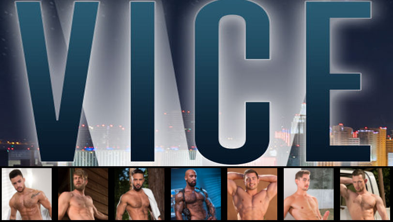 A full movie preview of Raging Stallion's new movie : VICE!