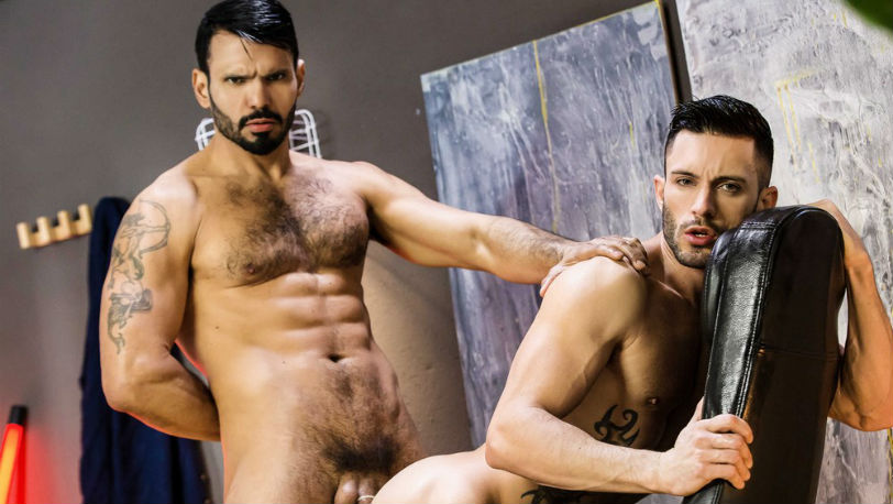"Jean Franko shows Andy Star just how he gets the job done in ""The specialist"" from Men.com"