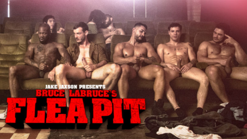 "Arad WinWin, Dato Foland, Levi Karter & Valentin Braun in ""FLEA PIT"" part 1 from CockyBoys"