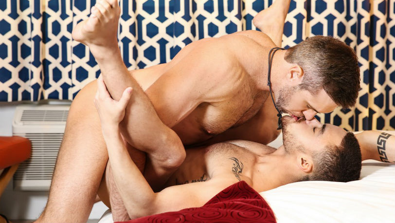 "Alex Mecum joins in on the hunt for Beaux Banks in ""Hunting Beaux"" part 2 from Men.com"