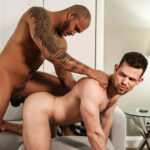 "Jason Vario and Kurtis Wolfe finally have it out in ""Open Relationship"" part 3 from Men.com"