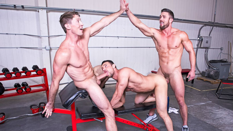 "Ryan Rose, Josh Conners and Pierce Paris don't waste any time in ""Spot Me"" part 4 from Hot House"
