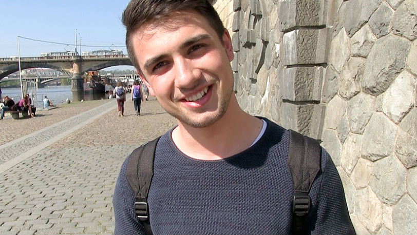 Czech Hunter #351 : I took him to my favorite place outside Prague and fucked him hard