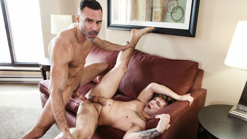 "Manuel Skye and Liam Emerson enjoy some 1 on 1 time in ""To Be Loved"" from Men.com"