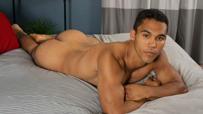 New guy Murray was eager to strip down, show off that body, and bust a load at Sean Cody
