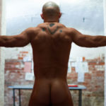 "Ricky Roman and Francois Sagat in ""ALL SAiNTS – Chapter 1: Episode 3"" from CockyBoys"