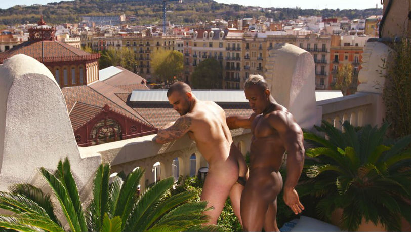 TimTales : Ridder Rivera breeds the hell outta Damien Crosse's poor hole