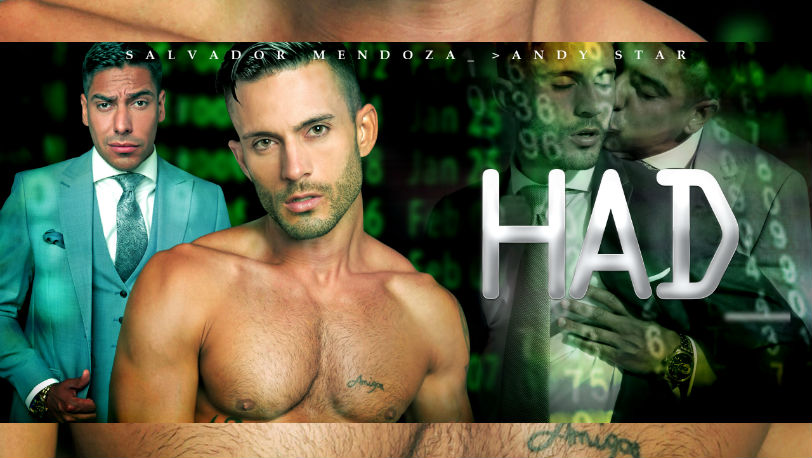 "Salvador Mendoza pounds Andy Star's perfect hole in ""HAD"" from Men at Play"