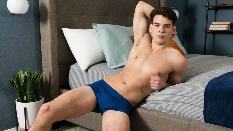 Sean Cody's Declan has one of the sexiest, most seductive accents we've ever heard