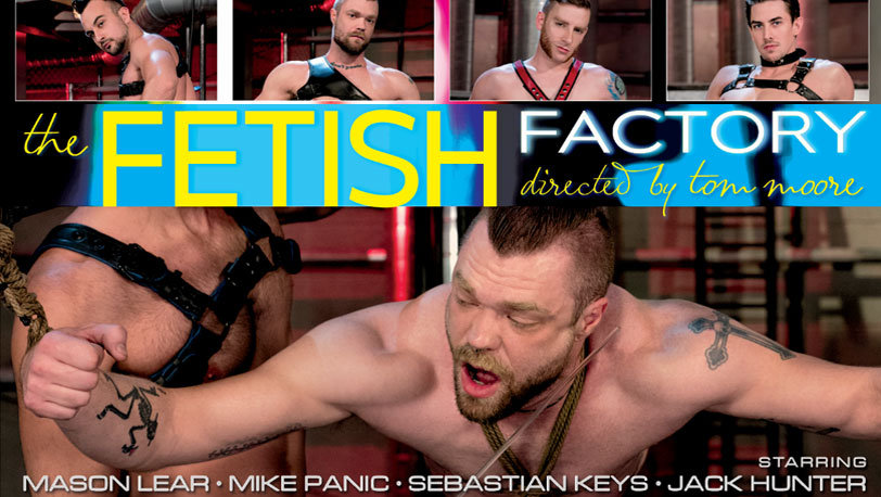 A full movie preview of Fetish Force's new movie : The Fetish Factory