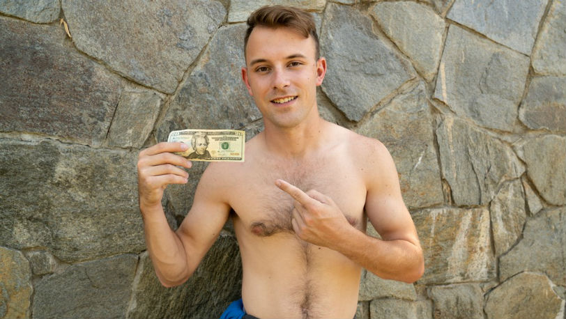 Reality Dudes : After I flashed a little cash Parker was willing to give me some time