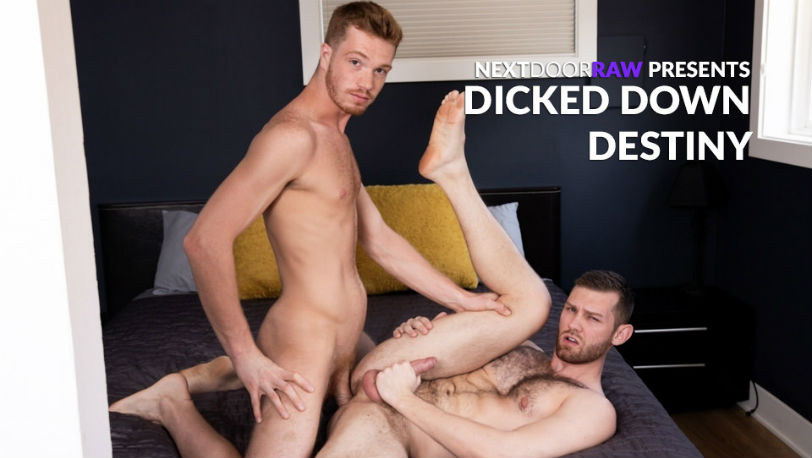 "Dacotah Red and Jacob Peterson in ""Dicked Down Destiny"" from Next Door Raw"