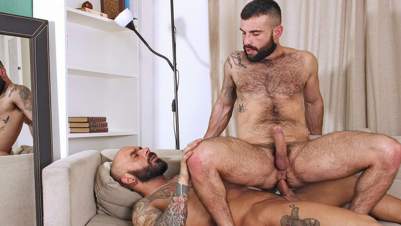 "Manuel Belator gets fucked by Juanjo Rodriguez in ""Insatiable"" from Kristen Bjorn"