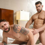 "Matt Wellington and Damien Stone in ""Top Of Your Game"" from Men.com"